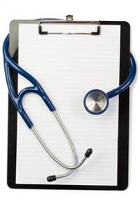 Gesundheitscheckliste