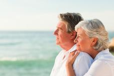 Abgesichert durch eine Sterbegeldversicherung